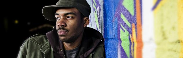 Kyle Hall, il volto della nuova Detroit all'Ex Forno MAMbo
