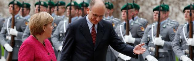 Larghe intese e Grosse Koalition tedesca: la differenza è nei numeri (che Letta non dà)