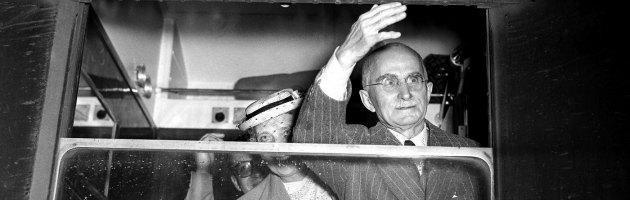 Quirinale, gli 11 presidenti – Einaudi, al Colle vince l'Italia laboriosa