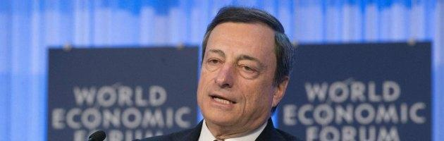 """Eurocrisi, Draghi promette aiuti a banche. E avverte: """"Austerity pesa ma necessaria"""""""