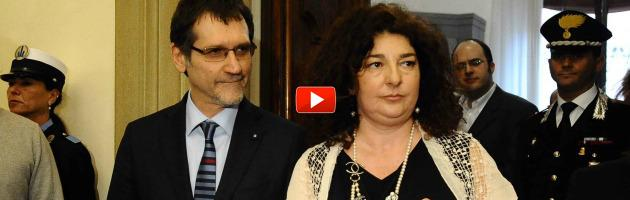 """Aldrovandi, Patrizia Moretti 'cittadina' di Bologna: """"Ho avuto lo Stato contro"""" (foto)"""