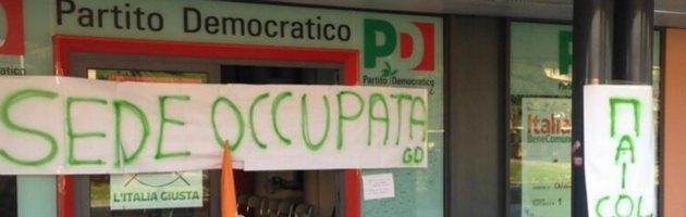 Quirinale, Giovani democratici occupano le sedi del partito in Toscana e a Napoli