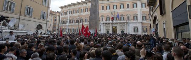"""Quirinale, dal """"tutti a roma"""" alla rinuncia. La giornata nera della protesta a 5 stelle"""