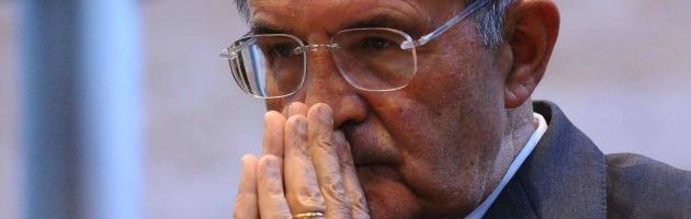 Dramma Pd, Romano Prodi non rinnova la tessera