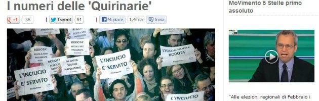 Quirinarie