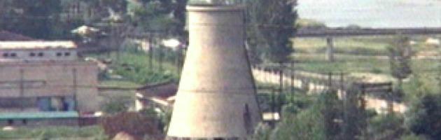 Reattore Corea del Nord