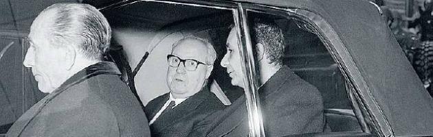 Quirinale, gli 11 presidenti – Saragat: chiamato Barbera, voleva essere De Gaulle