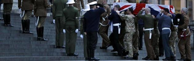 Funerali Margaret Thatcher