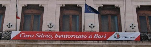 Bari, alla cena con Berlusconi basso profilo ma poca trasparenza sugli incassi