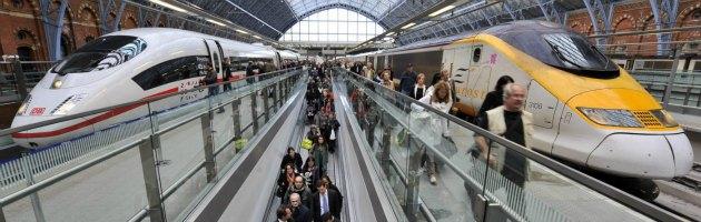 Regno Unito, a Londra prima vittoria No Tav: l'alta velocità sarà sotterranea