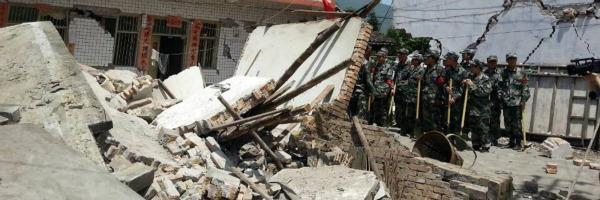 """Terremoto Cina, scossa di magnitudo 6.6 nel Sichuan: """"centinaia le vittime"""""""
