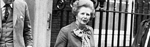 Thatcher, le tappe dal winter of discontent alla nuova Londra finanziaria