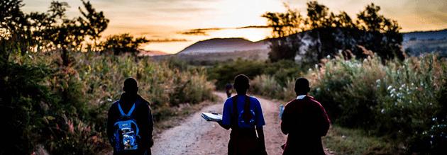 E' Africa Cuamm – Dall'alba al tramonto: vita quotidiana a Tosamaganga