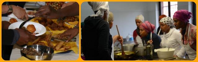 """""""M'ama Food"""", un catering con tutti i sapori dell'integrazione"""