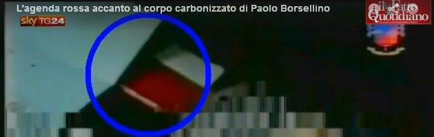 """Via d'Amelio, tutti i misteri dell'agenda rossa """"scatola nera"""" della II Repubblica"""