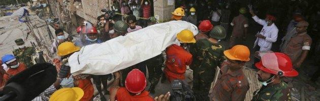 Bangladesh crollo Dhaka