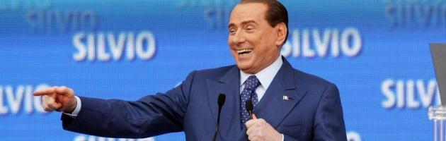 """Processo Ruby, Berlusconi: """"Pregiudizio e odio nella richiesta, povera Italia"""""""
