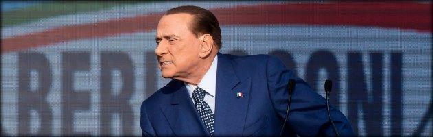 """Imu, Berlusconi: """"Rinvio è primo successo. Il Pd deve fare i conti con noi"""""""