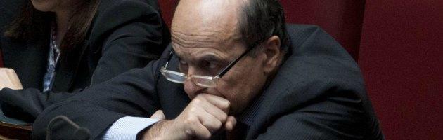 Bersani, ora si indaga sul conto corrente cointestato con la segretaria Veronesi