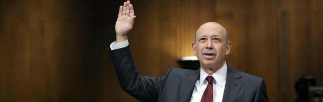 Blankfein Goldman Sachs