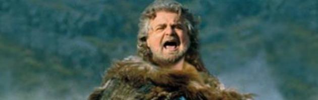 """M5S, Grillo: """"Chi vuole accordo con Pd è pregato di avviarsi alla porta"""""""
