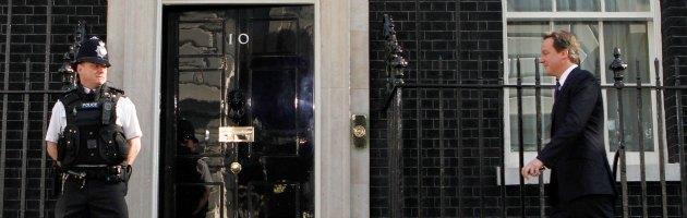 """Uk, gaffe del consulente di Cameron: """"Crisi, lavoro costa poco. Occasione per fare soldi"""""""