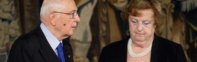 Offese a Napolitano su blog Grillo: via libera della Cancellieri al pm