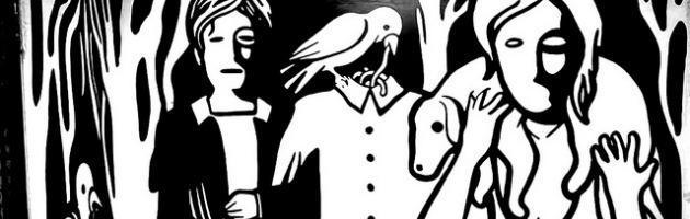 Cheap Festival, il 'graffio' su carta per le strade di Bologna
