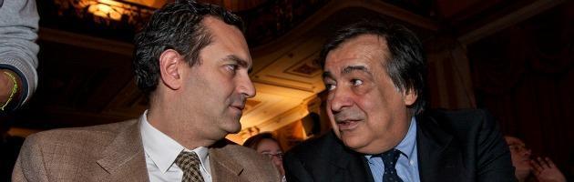 Luigi De Magistris e Leoluca Orlando