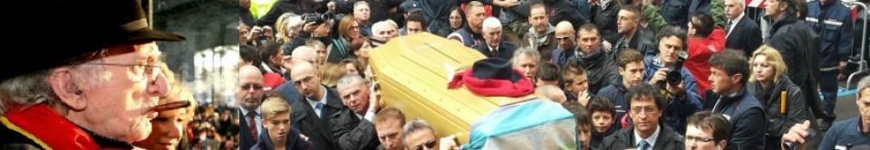 Genova per lui: i funerali di don Gallo Applausi per il prete, fischi al cardinale