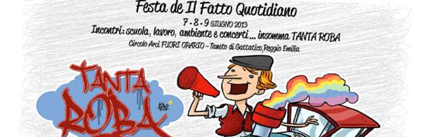 """Festa del Fatto, """"sulla strada di Don Gallo con la musica del concertone"""""""