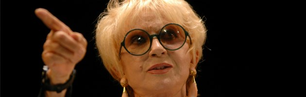 """Franca Rame, storia """"dell'ultima nata della covata teatrale straricca di femmine"""""""