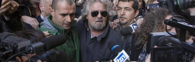 """Comunali 2013, l'ira di Grillo: """"Il disgusto sale, spettacolo osceno e inquietante"""""""