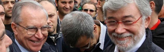 """Fiom a Roma, Epifani: """"Il problema non è stare in piazza, ma dare risposte"""""""