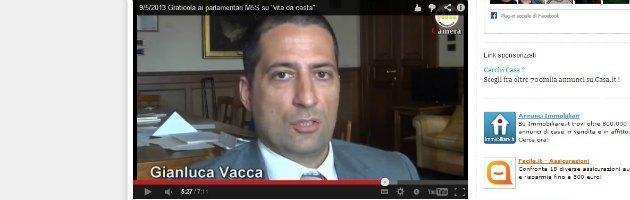 Gianluca Vacca M5S