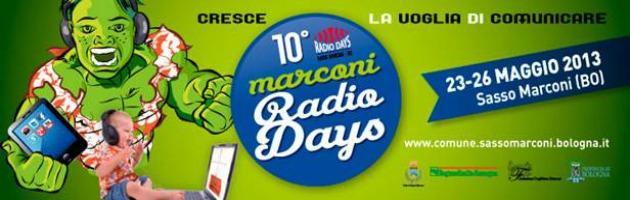 Marconi Radio Days: Bergonzoni, Gruber e Linus per celebrare l'inventore bolognese