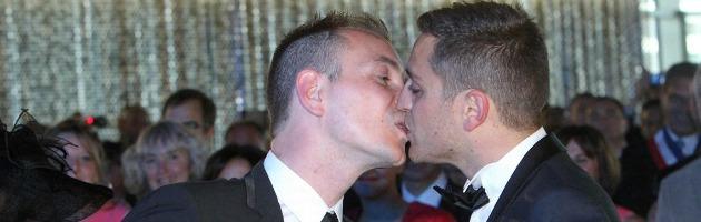 Primo Matrimonio Gay Francia