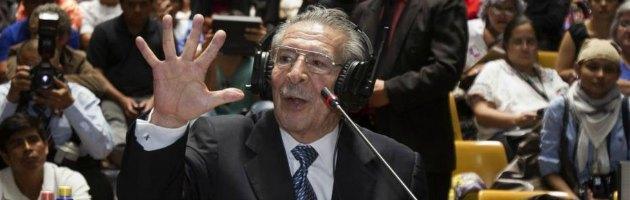 Guatemala: Montt condannato a 80 anni per il genocidio dei Maya