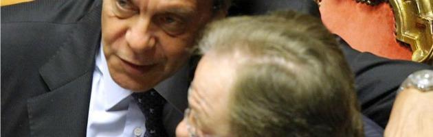 Francesco Nitto Palma e Altereo Matteoli
