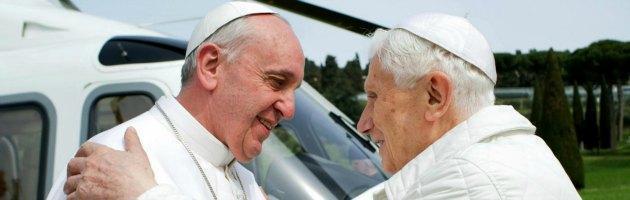 Benedetto e Franceso, nuovo incontro per i due Papi. Ratzinger vivrà in monastero