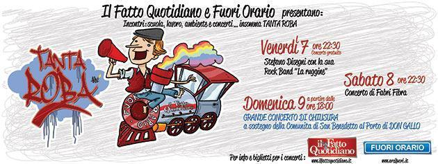 Festa del Fatto Quotidiano