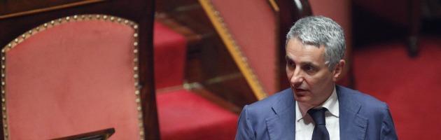 """Piacenza, ministro Quagliariello: """"Mi dimetto da governo, ma non aderisco a Forza Italia"""""""