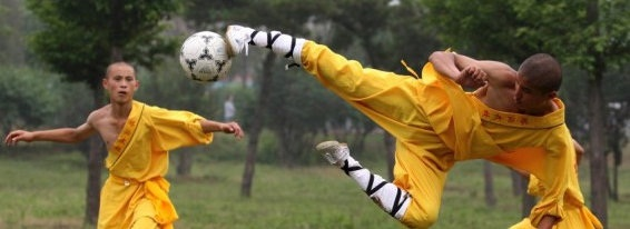 Shaolin soccer -Fabio Novembre