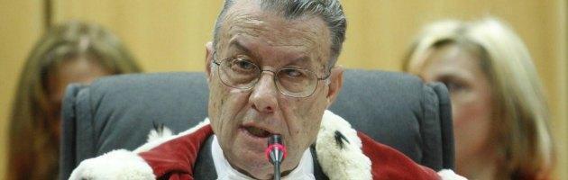 Cassazione Mediaset, la corte scelta da giudice testimone al processo Previti