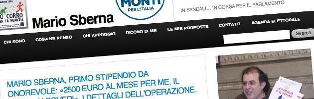 Il sito di Mario Sberna