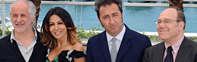 """Cannes 2013, il giorno di Sorrentino e Servillo, acclamati per """"La grande bellezza"""""""