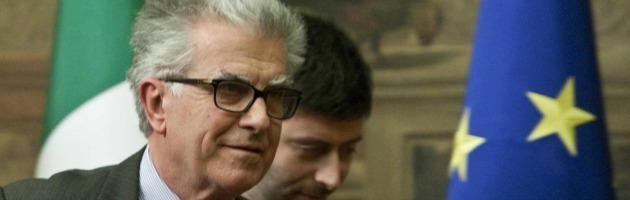 Luigi Zanda e, Roberto Speranza PD