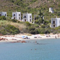 Alberto Frongia. Spiaggia  su Sirboni Cardeddu (Sardegna)