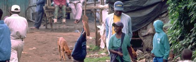 Infanzia, giornata del bambino africano: a Nairobi Amref insegna il teatro