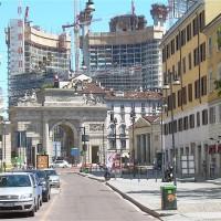Giulia Borghese, Milano - Stazione Garibaldi